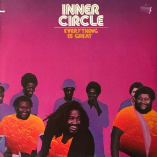 Inner Circle - Everything Is Great (LP) (VG+/G+)